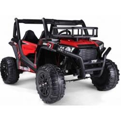 Pojazd Buggy UTV 400W czerwony