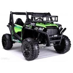 Pojazd Buggy UTV 400W zielony