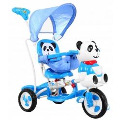 Rowerek trójkołowy PANDA Niebieski