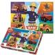 TREFL 16354 Puzzle 100 el. Pojazdy Strażaka Sama 5+