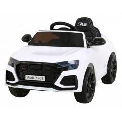 Samochód na akumulator AUDI RS Q8 LIFT biały