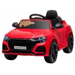 Samochód pojazd auto na akumulator AUDI RS Q8 LIFT czerwony
