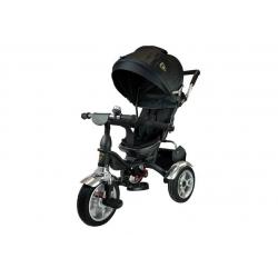 Rowerek trójkołowy PRO500 czarny