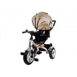 Rowerek trójkołowy PRO500 kremowy
