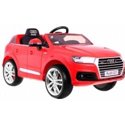 Pojazd Audi Q7 2.4G New Model Czerwony