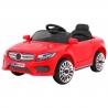 Pojazd samochód na akumulator BEST Czerwony