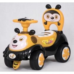 Jeździk pojazd dla dzieci PSZCZOŁA żółta