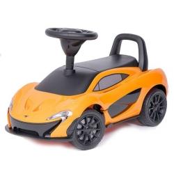 Jeździk pojazd dla dzieci McLaren P1 pomarańczowy