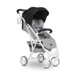 EURO CART Wózek spacerowy VOLT PRO pro antracite