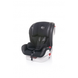 4 Baby Fotelik FLY-FIX XVIII 9-36kg BLACK