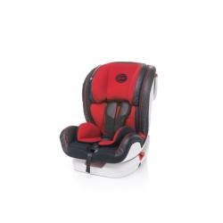 4 Baby Fotelik FLY-FIX XVIII 9-36kg RED