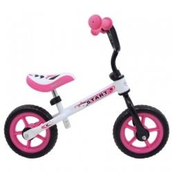 Rowerek biegowy PINK