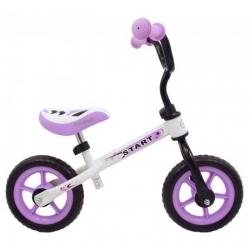 Rowerek biegowy FIOLET fioletowy