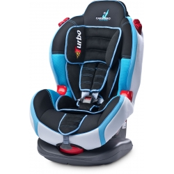 CARATERO Fotelik SPORT TURBO 9-25kg BLUE