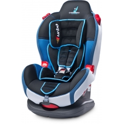 CARATERO Fotelik SPORT TURBO 9-25kg NAVY