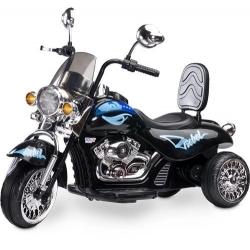 Motocykl na akumulator REBEL Toyz black