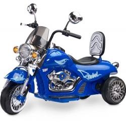 Motocykl na akumulator REBEL Toyz blue
