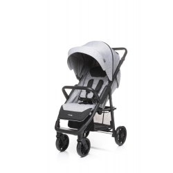 4Baby Wózek spacerowy MOODY light grey
