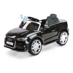 Samochód na akumulator AUDI A3 czarny