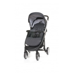 4Baby Wózek spacerowy ATOMIC XVII dark grey