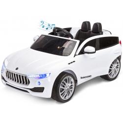 Samochód na akumulator SUV COMMANDER white