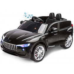 Samochód na akumulator SUV COMMANDER black
