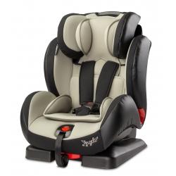 CARATERO Fotelik samochodowy ANGELO 2019 9-36kg GREY