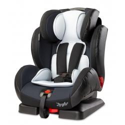 CARATERO Fotelik samochodowy ANGELO 2019 9-36kg NAVY