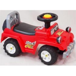 Jeździk pojazd dla dzieci JEEP UR-HZ5 czerwony