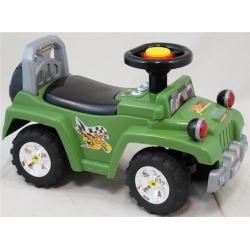 Jeździk pojazd dla dzieci JEEP UR-HZ5 zielony