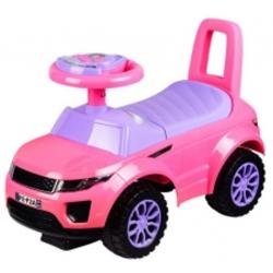 Jeździk pojazd dla dzieci SUV ALEXIS UR-HZ613W różowy