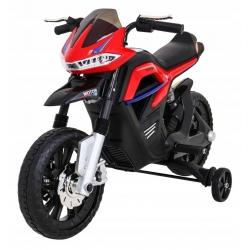Motocykl motor na akumulator Night Rider Czerwony