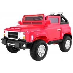 Samochód na akumulator 4Runner 4x4 AIR czerwony
