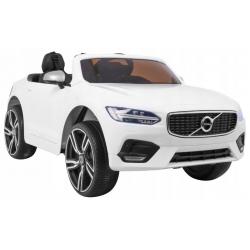 Samochód na akumulator VOLVO S90 biały