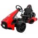 Pojazd Bolid XR-1 na akumulator GOKART TRÓJKOŁOWIEC czerwony