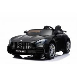 Samochód na akumulator MERCEDES GTR 4x4 LAKIEROWNY czarny