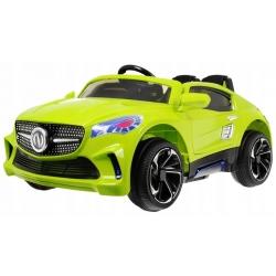 Samochód na akumulator BANDIT zielony