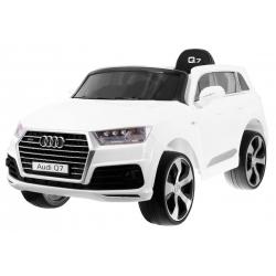 Samochód na akumulator AUDI Audi Q7 2.4G LIFT biały