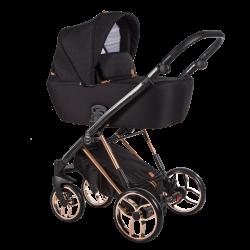 BabyMerc Wózek wielofunkcyjny 2w1 LA ROSA LIMITED LNL 08