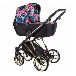 BabyMerc Wózek wielofunkcyjny 2w1 LA ROSA LIMITED LNL 09