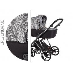 BabyMerc Wózek wielofunkcyjny 2w1 LA ROSA LIMITED LN04