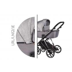 BabyMerc Wózek wielofunkcyjny 2w1 LA ROSA LIMITED LN12