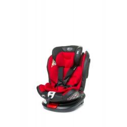 4BABY Fotelik samochodowy ROTO-FIX 0-36kg LIGHT GREY