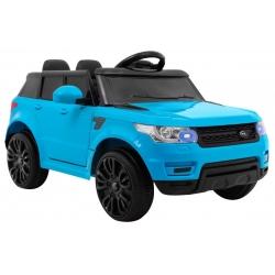Samochód na akumulator START SUV RUN niebieski