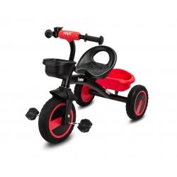 Rowerek trójkołowy EMBO czerwony