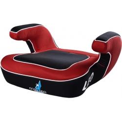 Fotelik samochodowy podstawka LEO 15-36kg RED