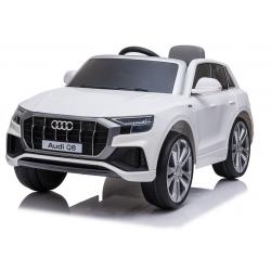 Samochód auto na akumulator AUDI Audi Q8 biały