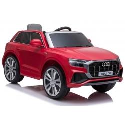 Samochód auto na akumulator AUDI Audi Q8 czerwony