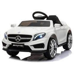 Samochód na akumulator MERCEDES GLA 45  kolor biały