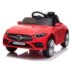 Samochód Auto na akumulator Mercedes CLS 350 Czerwony